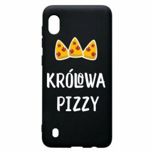 Samsung A10 Case Pizza queen