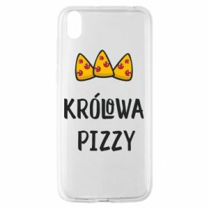 Huawei Y5 2019 Case Pizza queen