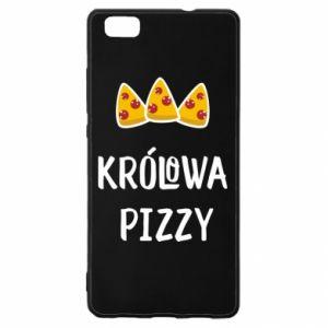 Huawei P8 Lite Case Pizza queen