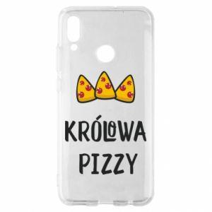 Huawei P Smart 2019 Case Pizza queen