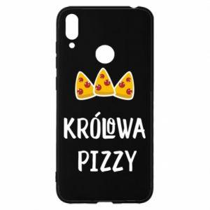 Etui na Huawei Y7 2019 Królowa pizzy