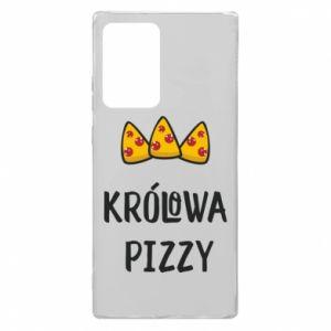 Etui na Samsung Note 20 Ultra Królowa pizzy
