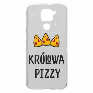 Etui na Xiaomi Redmi Note 9/Redmi 10X Królowa pizzy