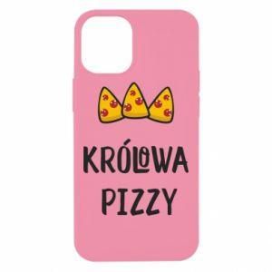 Etui na iPhone 12 Mini Królowa pizzy