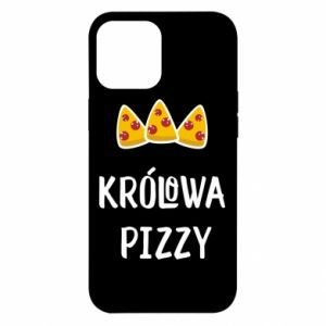 Etui na iPhone 12 Pro Max Królowa pizzy
