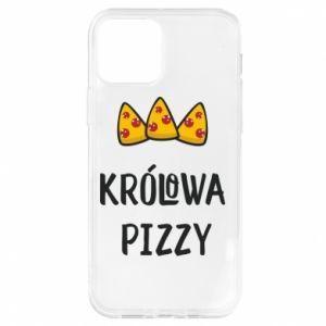 Etui na iPhone 12/12 Pro Królowa pizzy