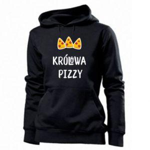 Women's hoodies Pizza queen