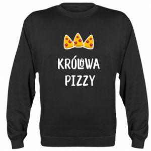 Bluza (raglan) Królowa pizzy