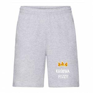 Men's shorts Pizza queen