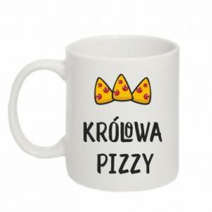 Kubek 330ml Królowa pizzy
