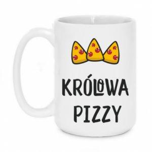 Kubek 450ml Królowa pizzy
