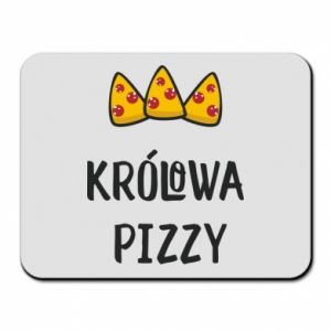 Mouse pad Pizza queen