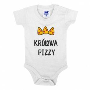 Baby bodysuit Pizza queen