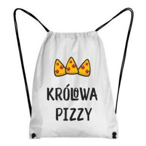 Backpack-bag Pizza queen