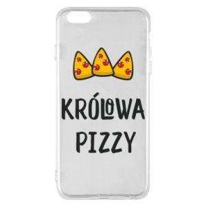 iPhone 6 Plus/6S Plus Case Pizza queen
