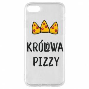 iPhone 7 Case Pizza queen