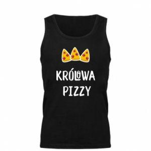 Męska koszulka Królowa pizzy