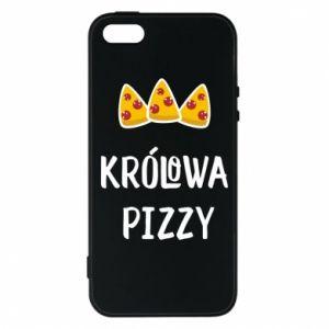 iPhone 5/5S/SE Case Pizza queen