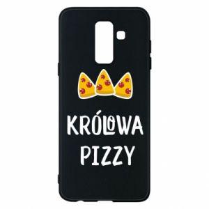 Samsung A6+ 2018 Case Pizza queen