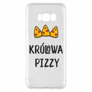 Samsung S8 Case Pizza queen