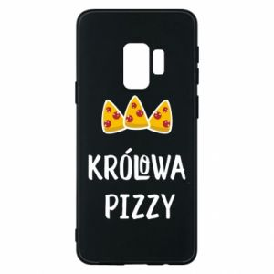 Samsung S9 Case Pizza queen