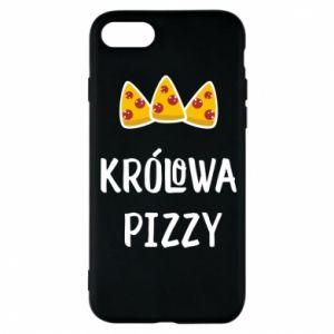 iPhone 8 Case Pizza queen