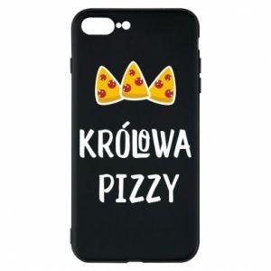 iPhone 8 Plus Case Pizza queen