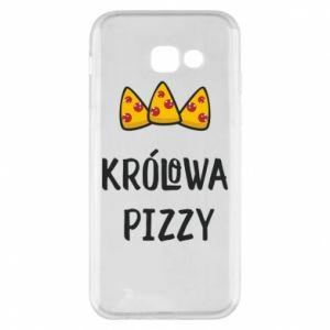 Samsung A5 2017 Case Pizza queen