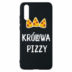 Huawei P20 Case Pizza queen