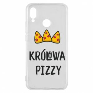 Huawei P20 Lite Case Pizza queen