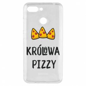 Xiaomi Redmi 6 Case Pizza queen