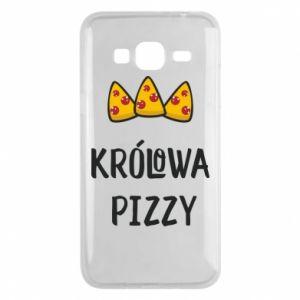 Samsung J3 2016 Case Pizza queen
