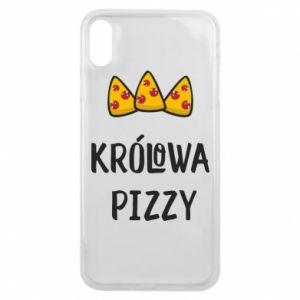 iPhone Xs Max Case Pizza queen