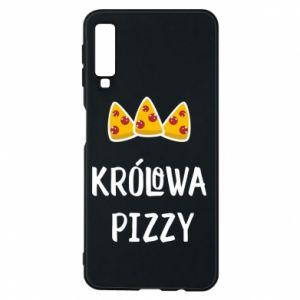 Samsung A7 2018 Case Pizza queen
