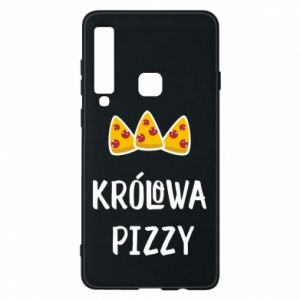 Samsung A9 2018 Case Pizza queen