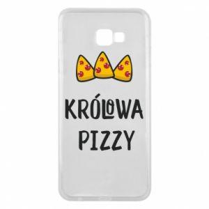 Samsung J4 Plus 2018 Case Pizza queen