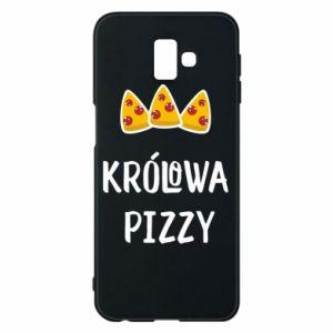 Samsung J6 Plus 2018 Case Pizza queen