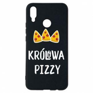 Huawei P Smart Plus Case Pizza queen