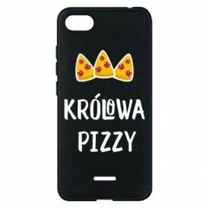 Xiaomi Redmi 6A Case Pizza queen