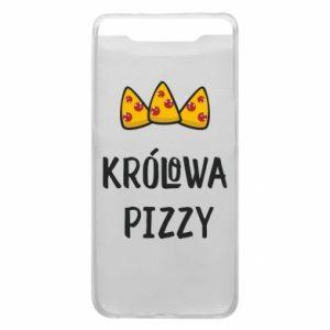 Samsung A80 Case Pizza queen