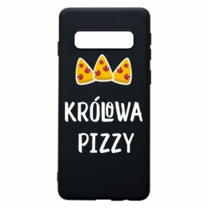 Samsung S10 Case Pizza queen