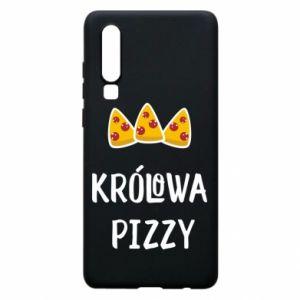 Huawei P30 Case Pizza queen