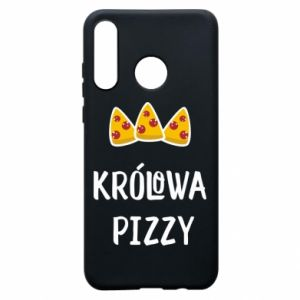 Huawei P30 Lite Case Pizza queen