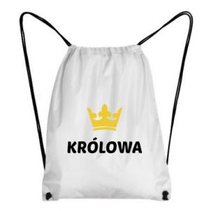 Plecak-worek Królowa