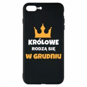 Etui na iPhone 8 Plus Królowe rodzą się w grudniu