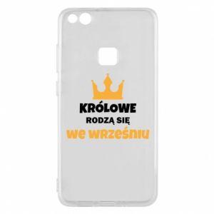 Etui na Huawei P10 Lite Królowe rodzą się w grudniu
