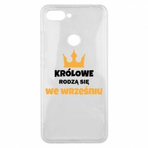 Etui na Xiaomi Mi8 Lite Królowe rodzą się w grudniu