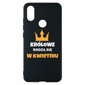 Etui na Xiaomi Mi A2 Królowe rodzą się w kwietniu