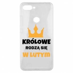 Etui na Xiaomi Mi8 Lite Królowe rodzą się w lutym