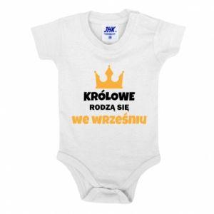 Body dla dzieci Królowe rodzą się we wrześniu